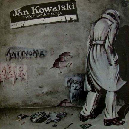 Jan Kowalski - Inside Outside Songs (LP)
