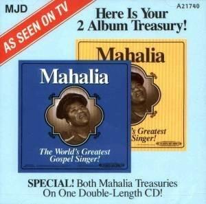 Mahalia Jackson - The World's Greatest Gospel Singer! (CD)