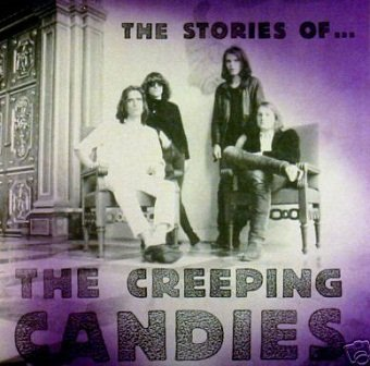 The Creeping Candies - The Stories Of ... The Creeping Candies (LP)