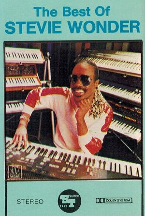 Stevie Wonder - The Best Of Stevie Wonder (MC)