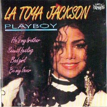La Toya Jackson - Playboy (CD)