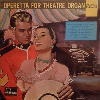 Leonard MacClain - Operetta For Theatre Organ (LP)