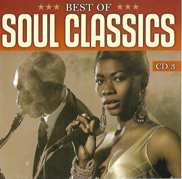 Best Of Soul Classics CD3 (CD)