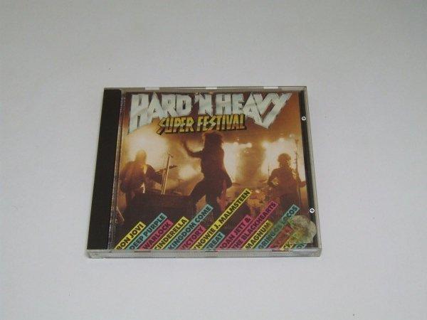 Hard 'N Heavy Super Festival (CD)