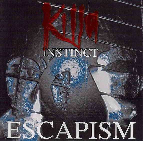 Killa Instinct - Escapism (CD)