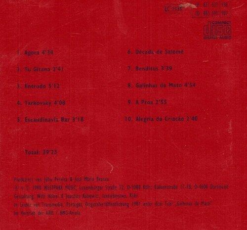 Jose Afonso - Fur Jose Afonso (CD)