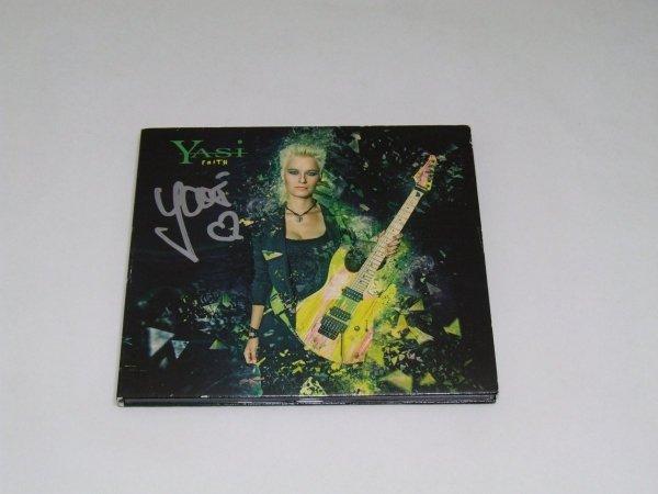Yasi - Faith (CD)