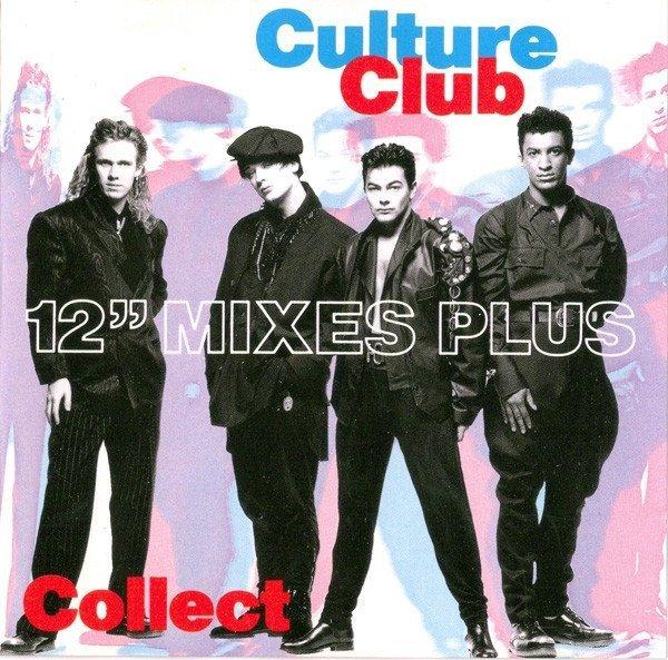 "Culture Club - Collect - 12"" Mixes Plus (CD)"