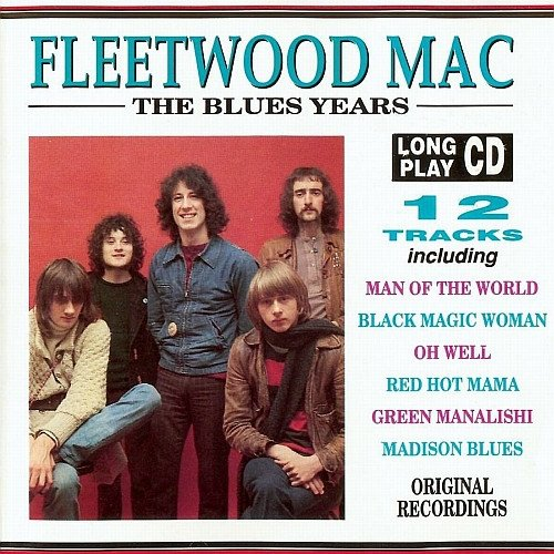 Fleetwood Mac - The Blues Years (CD)