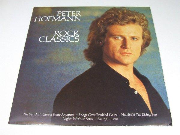 Peter Hofmann - Rock Classics (LP)