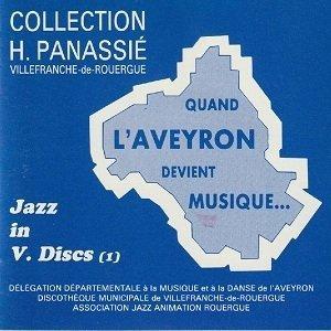 Hugues Panassié - Jazz In V. Discs (1) (CD)