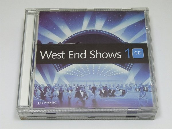 West End Shows (3CD)