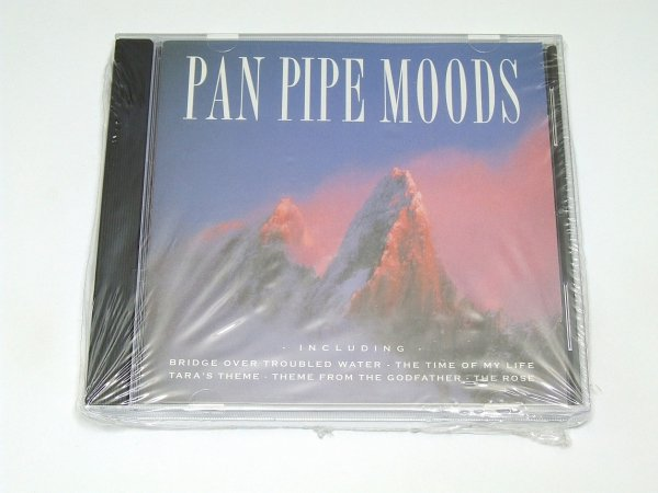 Pan Pipe Moods (CD)