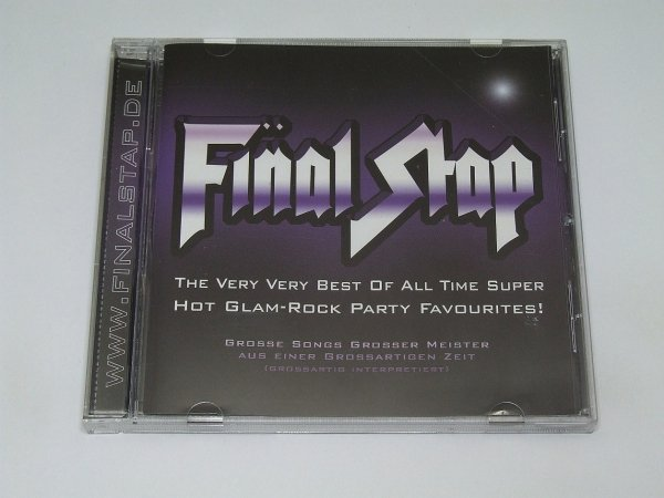 Final Stap - The Very Very Best Of... (CD)