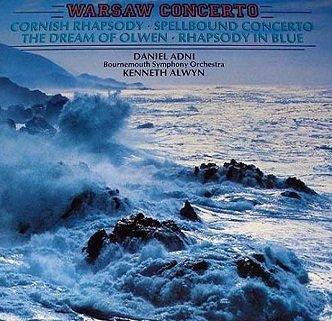 Daniel Adni, Bournemouth Symphony Orchestra, Kenneth Alwyn - Warsaw Concerto And Other Film Themes (CD)