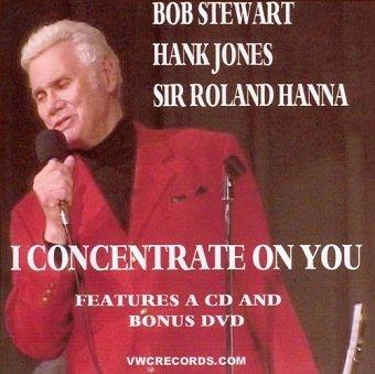 Bob Stewart, Hand Jones, Sir Roland Hanna (CD+DVD)