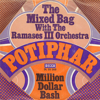 The Mixed Bag With The Ramases III Orchestra (7'')