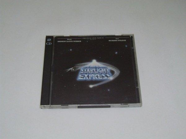 Andrew Lloyd Webber - Starlight Express - Original Live Album Bochum (2CD)