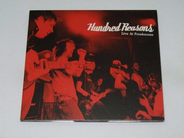 Hundred Reasons - Live At Freakscene (CD)