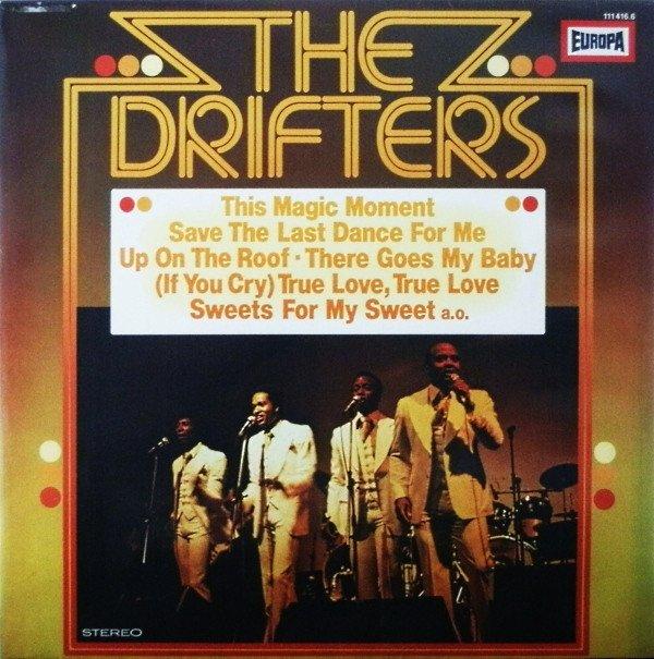 The Drifters - The Drifters (LP)