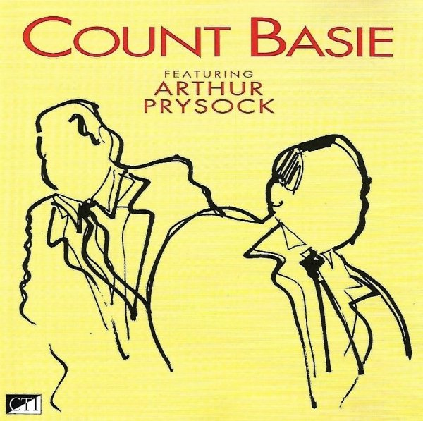 Count Basie - Featuring Arthur Prysock (CD)