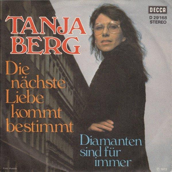 """Tanja Berg - Die Nächste Liebe Kommt Bestimmt (7"""")"""