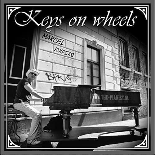Marcel Kuipers - Keys On Wheels (CD)