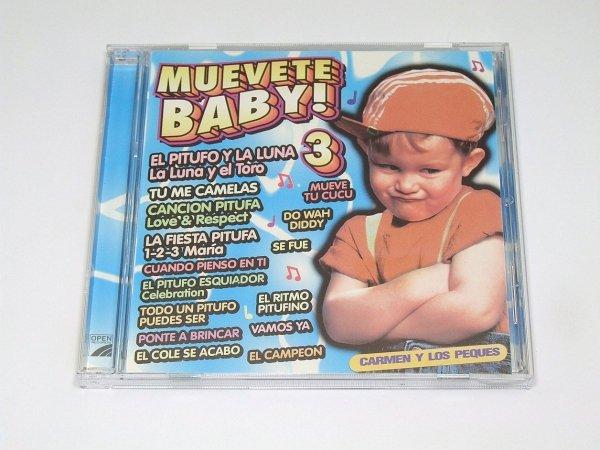 Muevete Baby 3 (CD)