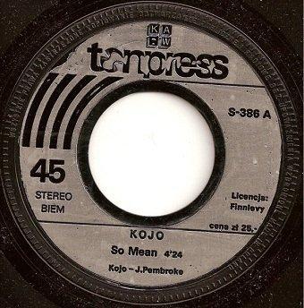 Kojo - So Mean (7'')