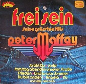 Peter Maffay - Frei Sein - Seine Grössten Hits (LP)