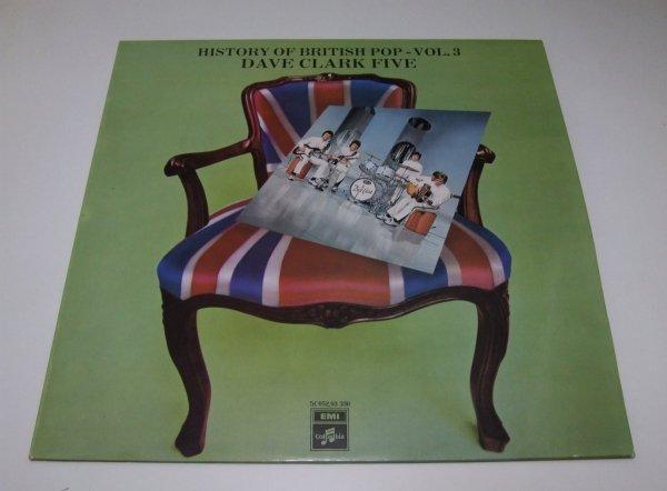 Dave Clark Five - History Of British Pop - Vol. 3 (LP)