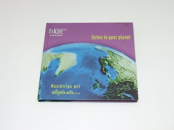 Listen To Your Planet (Musiktrips Mit Ellipsis Arts...) (CD)