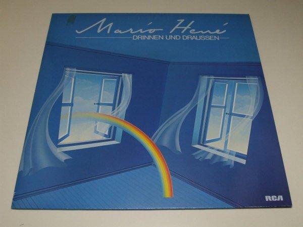 Mario Hené - Drinnen Und Draussen (LP)