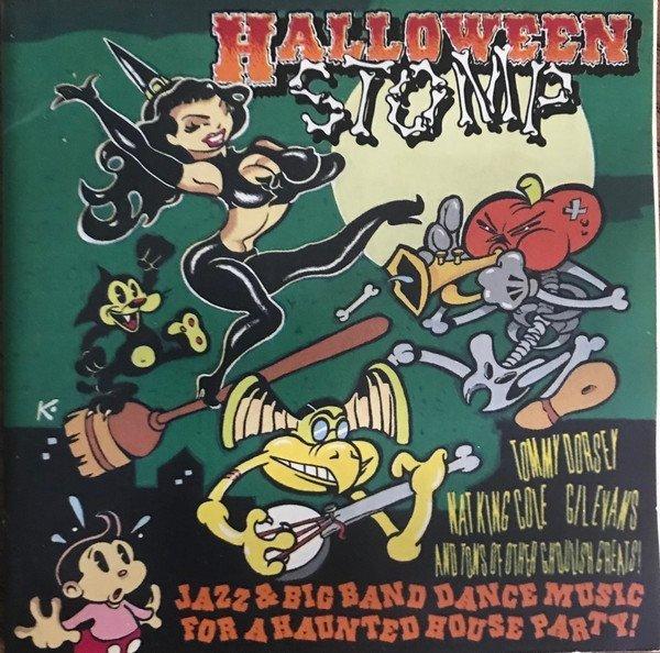 Halloween Stomp (CD)