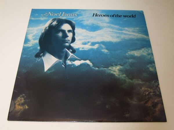 Noel Janus - Heroes Of The World (LP)