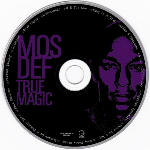 Mos Def - True Magic (CD)