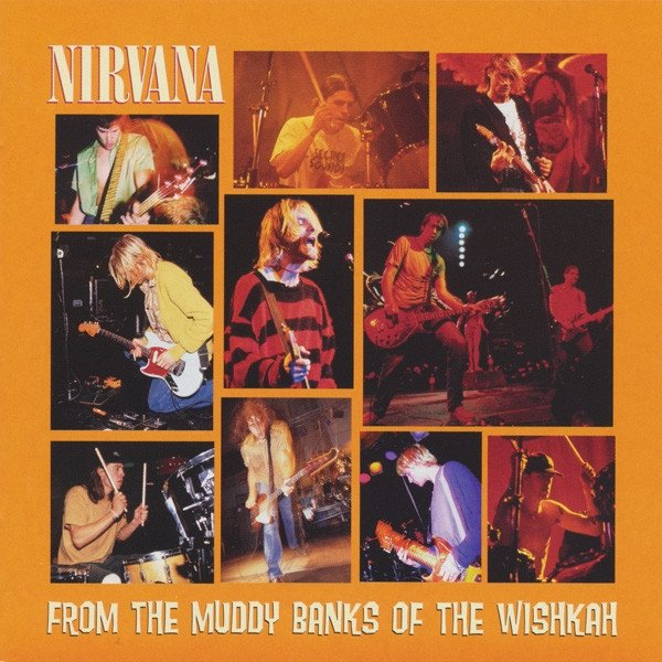 Nirvana - From The Muddy Banks Of The Wishkah (CD)