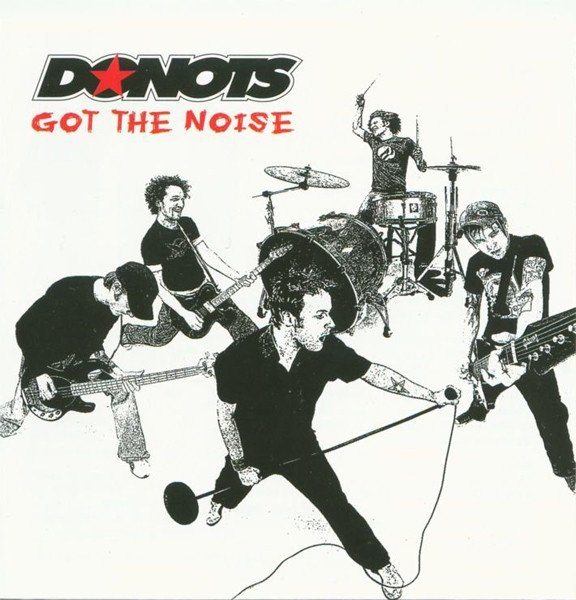 Donots - Got The Noise (CD+DVD)