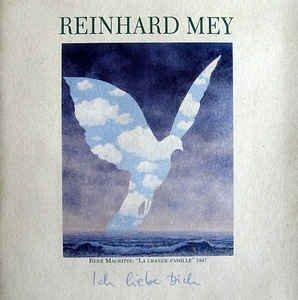 Reinhard Mey - Ich Liebe Dich (CD)
