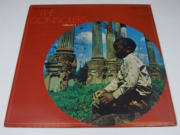 The Consolers - The Best Of The Consolers Volume 2 (LP)