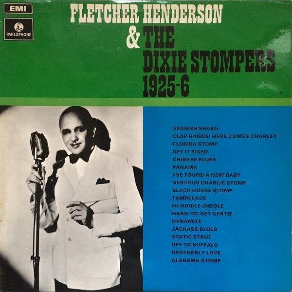 Fletcher Henderson & The Dixie Stompers - Fletcher Henderson & The Dixie Stompers 1925-26 (LP)