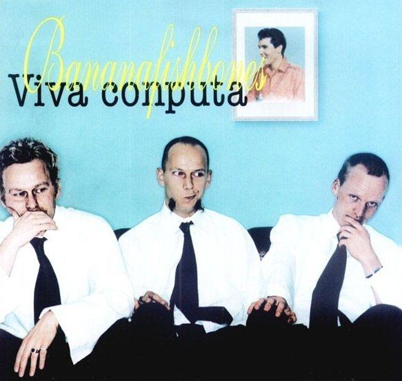 Bananafishbones - Viva Conputa (CD)