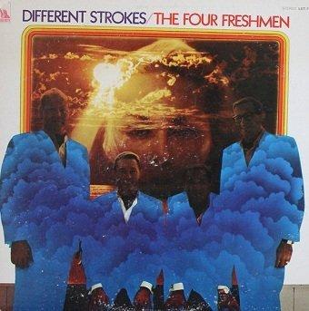 The Four Freshmen - Different Strokes (LP)