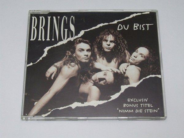 Brings - Du Bist (Maxi-CD)