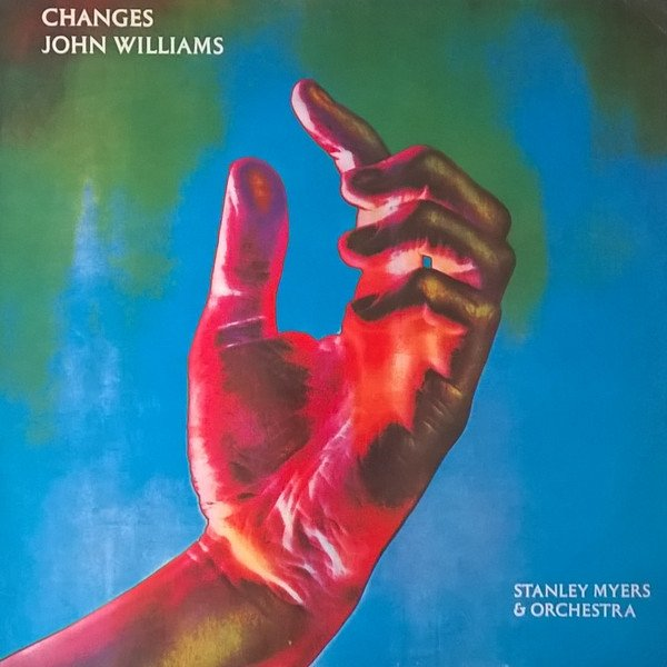 John Williams, Stanley Myers & Orchestra - Changes (LP)