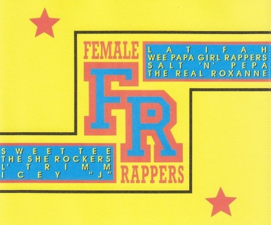 Female Rappers (2CD)