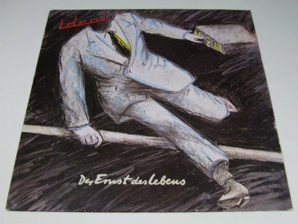 Ideal - Der Ernst Des Lebens (LP)