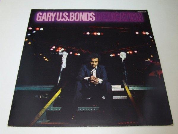 Gary U.S. Bonds - Dedication (LP)