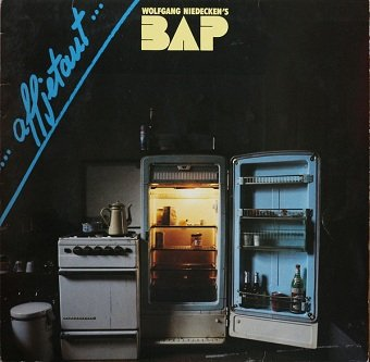 Wolfgang Niedecken's BAP - Affjetaut (LP)