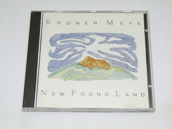 Rooner Meye - New Found Land (CD)